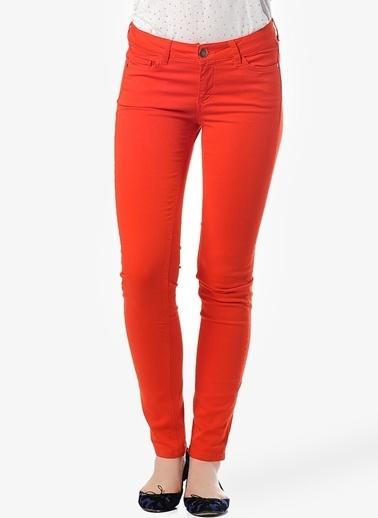 Caramel Pantolon Oranj